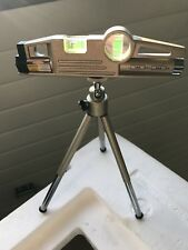 "Brand New 7"" Aluminum Mini Laser Projection Level   360 Degree Base Liquidation"