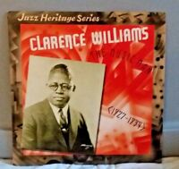 CLARENCE WILLIAMS~The Music Man(1927-1939)-MCA-1349-Jazz Heritage Series