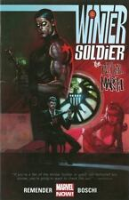 Winter Soldier NOW Bitter March 1 2 3 4 5 Marvel Comics TPB Trade Paperback NEW