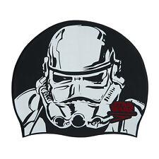 Speedo Star Wars Stormtrooper Slogan Print Adult Swimming Cap