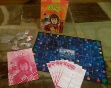 Vintage Dr. Who The Game of Time and Space Board Game