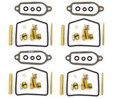 1972-1974 Honda CB350F Deluxe Carburetor Repair Kits Carb Rebuild - Set of 4