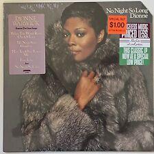 [SEALED] FUNK SOUL Dionne Warwick - No Night So Long LP vinyl record 1980 hype