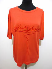 LES COPAINS Maglia Maglietta Donna Cotone Rayon Woman T-Shirt Sz.M - 44