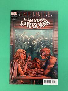 Amazing Spider-Man Annual #2 1:25 Carnero Incentive Variant Marvel 2021