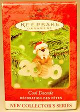 Hallmark - Cool Decade 2000 - Walrus - Keepsake Ornament