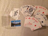 Vintage AG Mueller Matterhorn Playing Card Full Deck Made in Switzerland