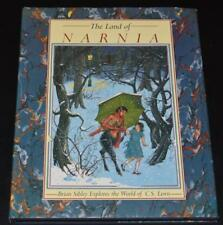 The Land of Narnia: Brian Sibley Explores the World of CS Lewis 1st UK Ed 1st Pt