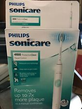 Philips Sonicare Protective Clean 4100 Rechargeable Electric Toothbrush NEW OPEN