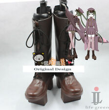 VOCALOID Senbon Sakura Hatsune Miku Boot Party Shoes Cosplay Boots Custom-made
