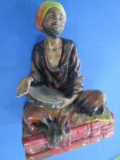 Figurine Brown Antique Original Pottery & Porcelain