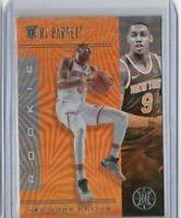 2019-20 RJ Barrett Panini illusions Orange RC #171 Rookie Card NY Knicks R.J.