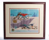 "Authentic Chuck Jones Limited Edition ""Acme Harpoon Gun"" Animation Cel"