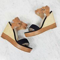 [ WITCHERY ] Womens Gabrielle Wedge Platform Shoes | Size EUR 38