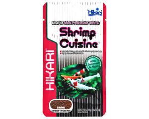 Hikari Shrimp Cuisine 10g Tropical Pellet Shrimps Food Cherry Crystal Red Black