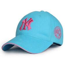 New Men Women NY Bboy Adjustable Snapback Sport Hip-Hop Baseball Cap Sun Hat