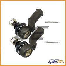 2 Mazda RX-7 1986 1987 1988 - 1991 Front Outer Steering Tie Rod End 8AF132280