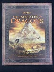 The One Ring RPG The Laughter of Dragons OOP NEW
