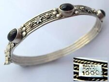 Ancien Bracelet, Argent, Grenades, À 1920 G162