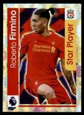 Merlin Premier League 2017 - Liverpool Roberto Firmino No.136