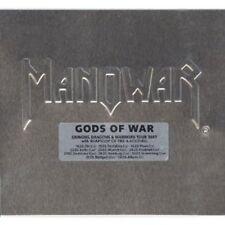 MANOWAR-Gods of War      Limit.Metall Box mit CD+DVD