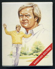 American Golfer Sammler Karte Set of 20 - Nicklaus Palmer Paare Trevino usw.