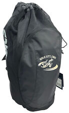 Asics Athletic Drawstring Wrestling Gear Bag Backpack Rucksack Asics ZR307 NEW!