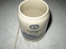 Erdinger Flößerkrug - - - Bierkrug - - -  aus dem Hause Erdinger Weißbier