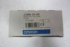 OMRON J7MN-25-20 INTERRUTTORE AUTOMATICO PROTEZIONE MOTORE (SALVAMOTORE) 14-20 A
