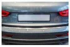 Protezione Paraurti in Acciaio Inox per audi Q3 8U Quattro S-LINE Bj.2011