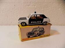 DINKY TOYS SPAIN 1450 SIMCA 1100 POLICE AVEC BOITE