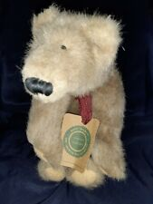 """Boyds Bears 12"""" Plush Bear Retired 1990 Investment Collection"""