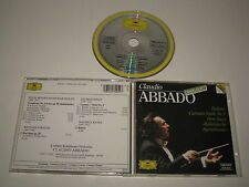 CLAUDIO ABBADO/BOLERO DON JUAN ETC(DG/427 025-2)CD ALBUM