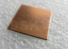 1x COPPER SHIM FOR INTEL CPU DV9000 MOTHERBOARD 0.5mm