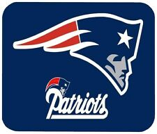 "NEW ENGLAND PATRIOTS MOUSE PAD 1/4"" NOVELTY MOUSEPAD"