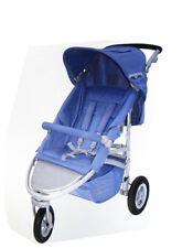 Red Castle Whizz 100167 Poussette Bleu 3 ROUE , voiture de sport