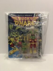 "Boss Fight Studios Bucky O'Hare 1:18 Scale CAPTAIN BUCKY O'HARE 4.5"" Figure"