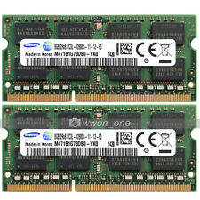 New 16GB KIT 2x8GB PC3L-12800 DDR3 1600MHz Memory for 2012 Apple Macbook Pro's