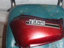HONDA  1978?  Twinstar CM 185 left side cover document bag