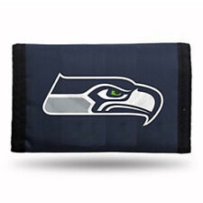 NFL Seattle Seahawks Nylon Trifold Wallet