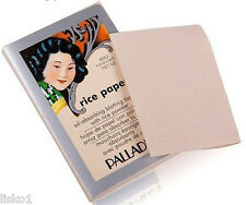 Palladio Oil Absorbing Facial Tissue Rice Paper ( Rpa2 Translucent) 1-Pk