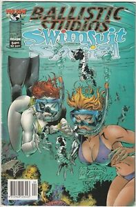 Image 1995 Australian BALLISTIC STUDIOS SWIMSUIT SPECIAL #1 Top Cow Comics