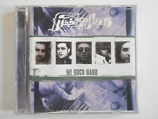 FREESTYLERS : WE ROCK HARD - [  CD ALBUM ] --  PORT GRATUIT