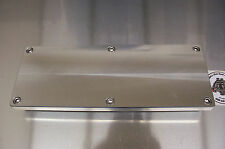 Fits 6-71 Blower 671 Adapter Supercharger Blank Cover Plate Make Your Own Setup