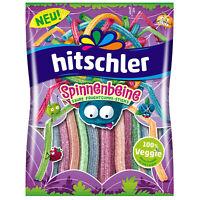 Hitschler SPIDER LEGS SOUR gummies 125g VEGETARIAN--FREE SHIPPING