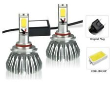 H1 60w LED de luces Kit Conversión Faros Coche Lámparas HAZ carretera blanco