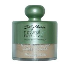 "Sally Hansen Natural Beauty Truly Translucent Loose Powder 10 ""Fair Skintones"""