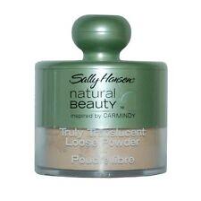 "Sally Hansen Natural Beauty Truly Translucent Loose Powder 10 ""fair Skintones"""