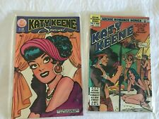 Katy Keene Special (Red Circle, 1983) & #7 (Archie.1984)