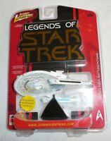 Johnny Lightning Legends of Star Trek Series 4 U.S.S. Majestic NCC-31060 DS9